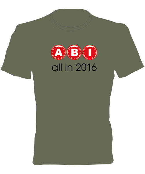 Abi T-Shirt - Motiv 45 - ABI All In
